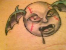Deathbat Tatto on Articles De Xxavengedsevenfoldxx Tagg  S  Zacky Vengeance    Avenged