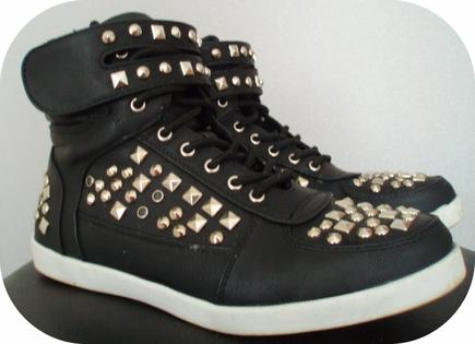 Tuto # Customisation de ses chaussures [ n2 ]