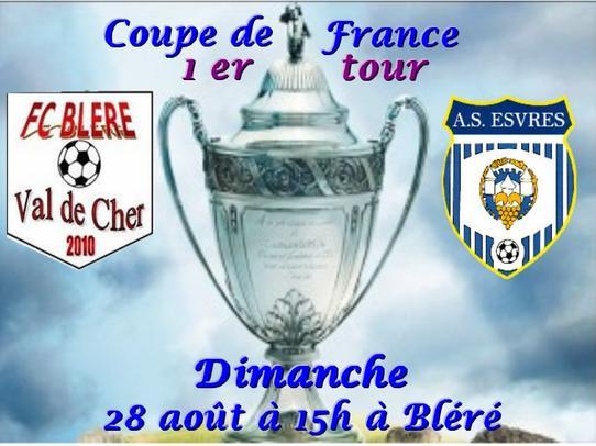saison 2011/2012 coupe France 1er tour
